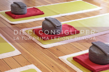 10 consigli per la tua prima lezione di yoga