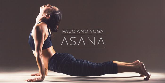Che cosa sono le Asana?