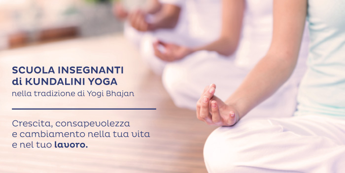 Scuola insegnanti di Kundalini Yoga: da febbraio 2015
