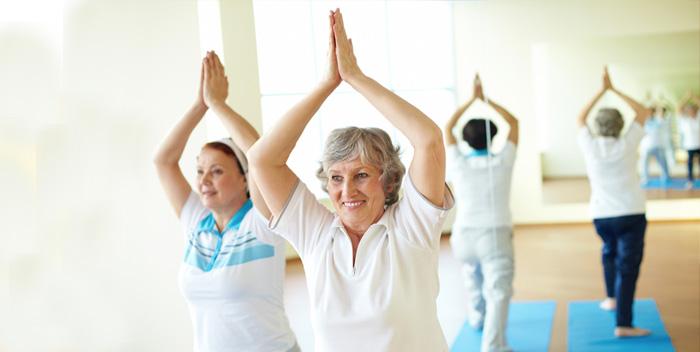 Lo yoga e è adatto per la terza età? L'esperienza di un'insegnante