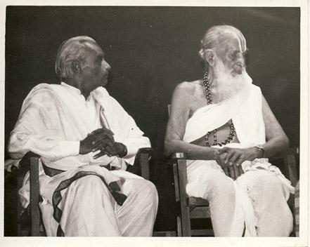 Iyengar e Krisnamacharya