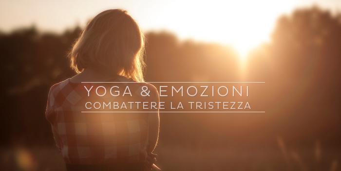 Yoga contro la tristezza: sette modi per risollevare l'umore