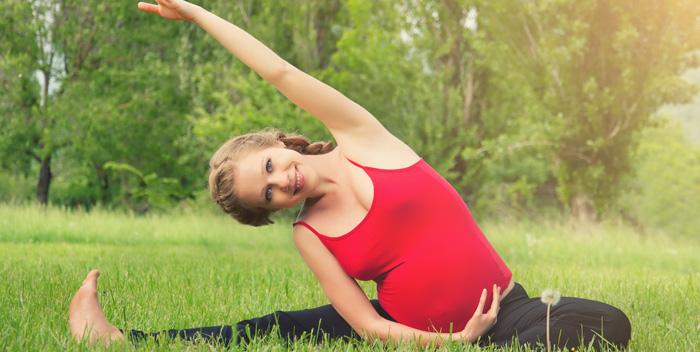 Yoga e gravidanza: i benefici