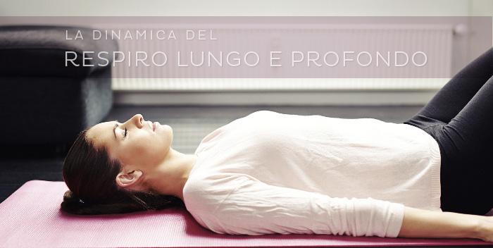 Il respiro lungo e profondo: come eseguirlo