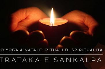 Lo yoga a Natale: rituali di spiritualità