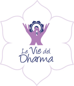 Il mudra del loto, il simbolo di Le Vie del Dharma