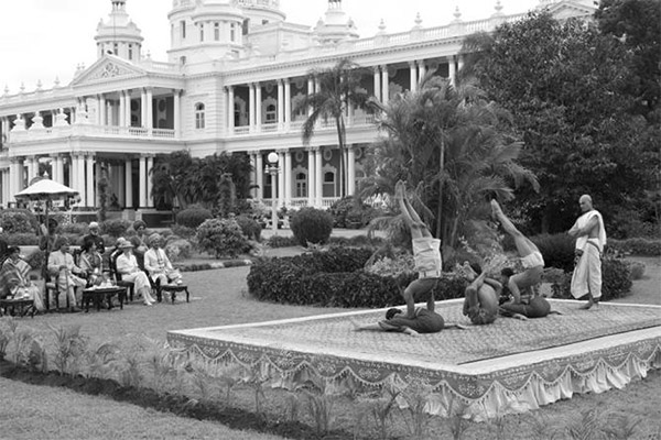 Yoga Shala a Mysore