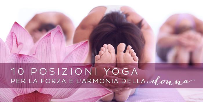 Dal Kundalini 10 posizioni yoga per il benessere della donna
