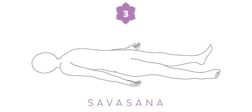 Sequenza yoga per la gravidanza