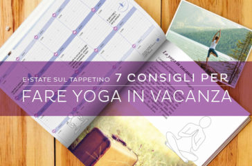 7 consigli per fare yoga in vacanza