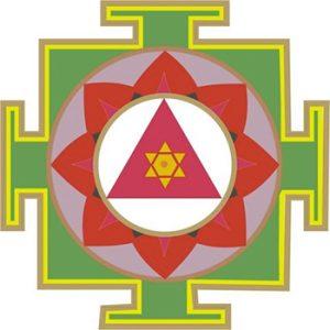 Ganesha Yantra Mandala