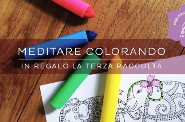 Meditare Colorando: libri da colorare antistress per adulti