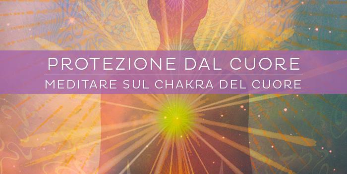 Aprirsi alla pace e all'amore: una meditazione per il chakra del cuore.