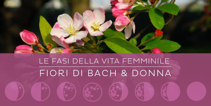 I Fiori di Bach per la donna