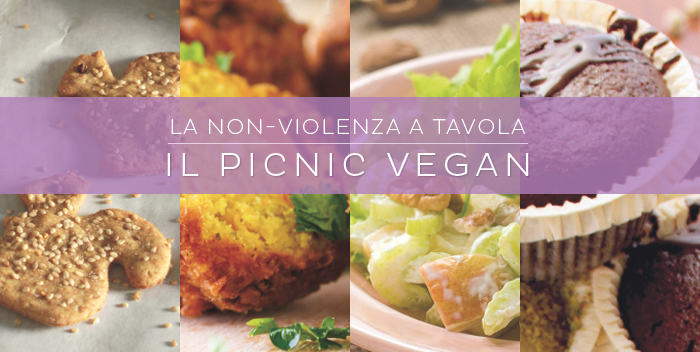 5 ricette vegane per il tuo picnic: una Pasquetta etica!
