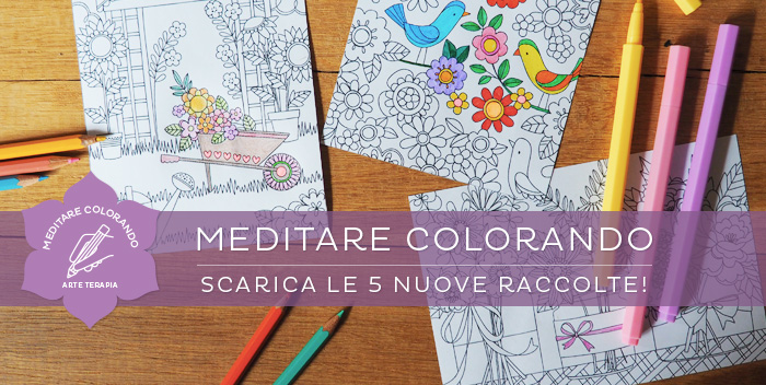 Art Therapy anti stress: colorare per il benessere