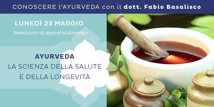 """23 maggio : Seminario """"Conoscere l'Ayurveda"""" a Cesena"""