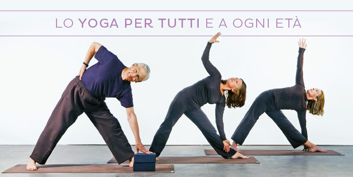 Fare yoga è per tutti: non è mai troppo tardi per il cambiamento
