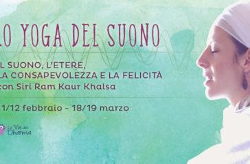 Seminario di Naad Yoga a Cesena