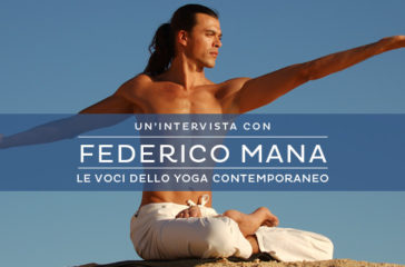 Intervista a Federico Mana, primatista di apnea e insegnante di yoga