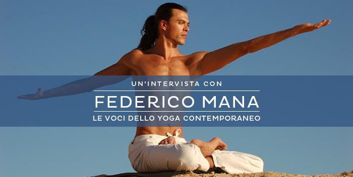 Yoga e apnea: intervista a Federico Mana