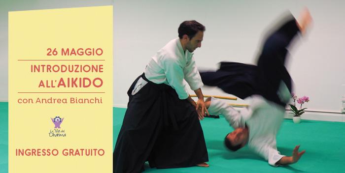 Introduzione all'Aikido: incontri gratuiti per principianti