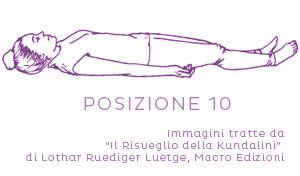 Sequenza di yoga per allineamento 10