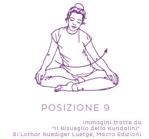 Sequenza di yoga per allineamento 9