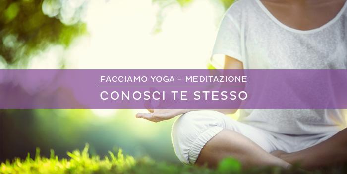 Conosci te stesso: una meditazione di kundalini yoga