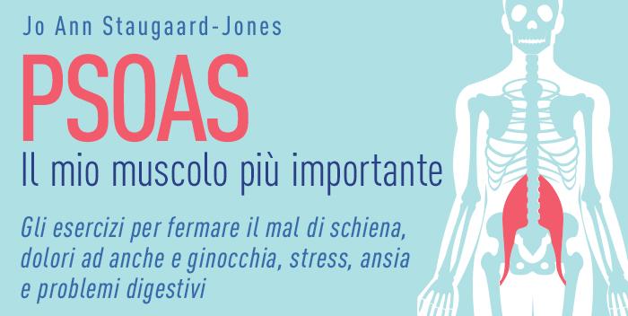 """15 Marzo: workshop """"PSOAS, il mio muscolo più importante"""""""